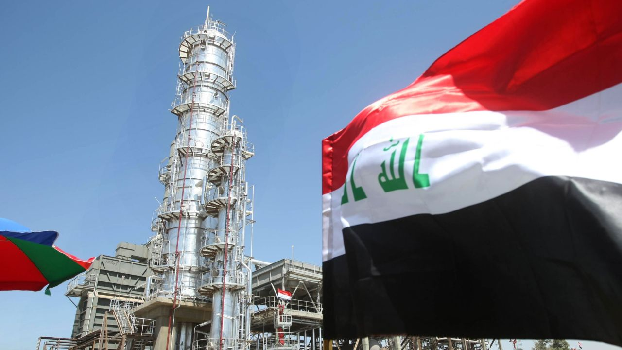 Iraq Cabinet gives nod to France's Total to develop a gas field