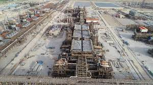 """Package """"B"""" of Iran 'Bid Boland II Gas Refinery' ready for commissioning"""