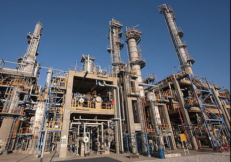 Latest with Iran Anahita Oil Refinery project