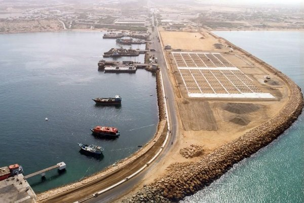 India reaffirms commitment to develop Iranian Chabahar Port