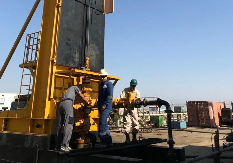 To boost production, SRP pumps being used at Iran North Yaran oilfield