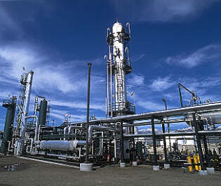 Iran SP phases 20&21 gas refinery produce at full capacity