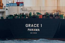 U.S. warrant issued for seizure of Iranian 'Grace-1'