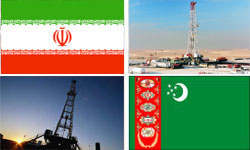 Iran MP criticizes oil ministry over gas row with Turkmen