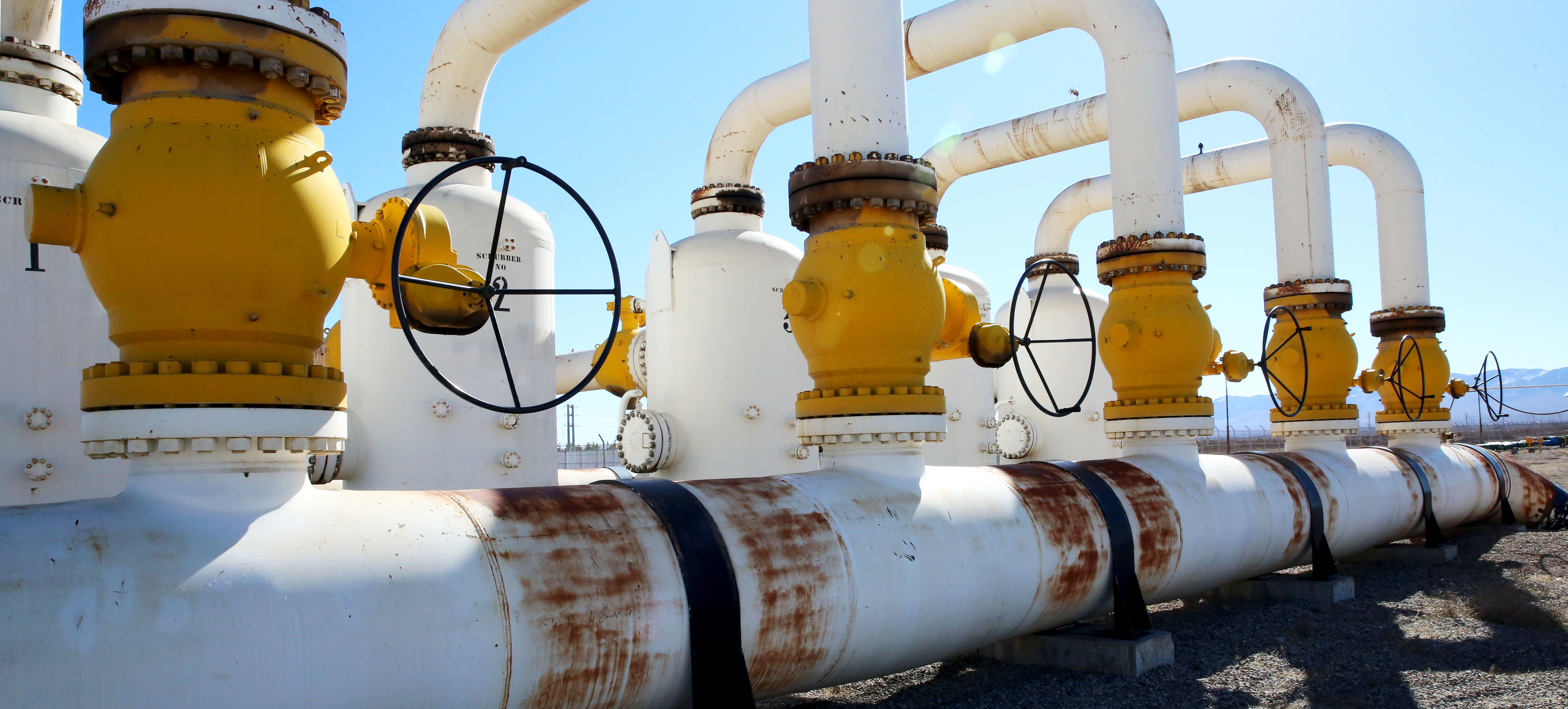 Iran IGDEC constructed 11 gas pressure booster stations last year