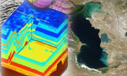 Iran carrying out Caspian Sea 2D seismic