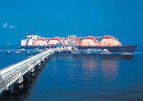 Qatar pushing ahead with LNG expansion project