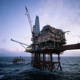 Iran Moddares offshore rig revamped