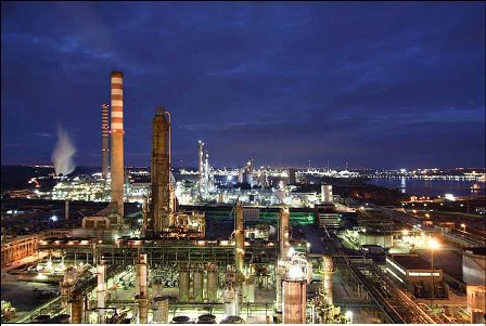 Iran 'Siraf Refining Park' plan modified