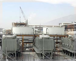 Ethane output at Iran South Pars phases 17 & 18 up