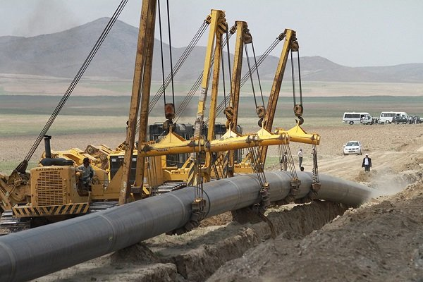 Latest with Iran's 'Bandar Abbas-Rafsanjan' oil products pipeline project