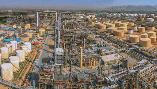 Contract signed for Tehran Oil Refinery gasoline upgrading project