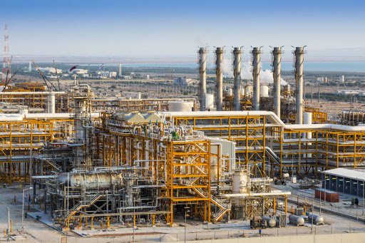 Executive works of Iran Kian Petchem project officially start today